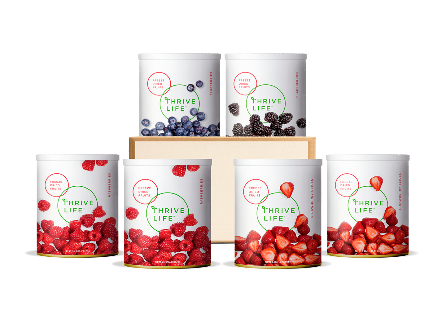 Berry 6-Pack