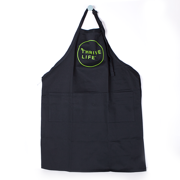 Thrive Life Apron - Black