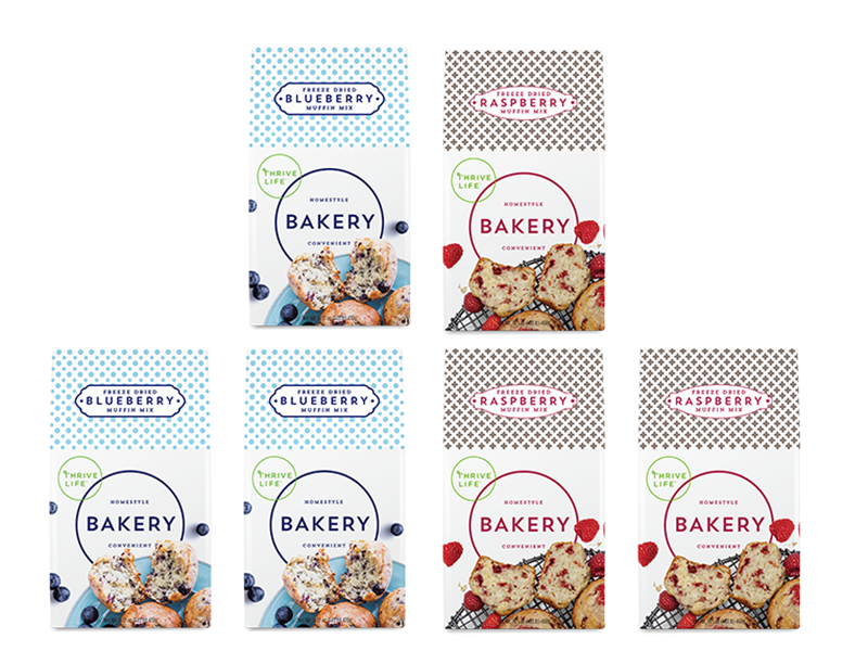 Muffin Variety - 6 pack