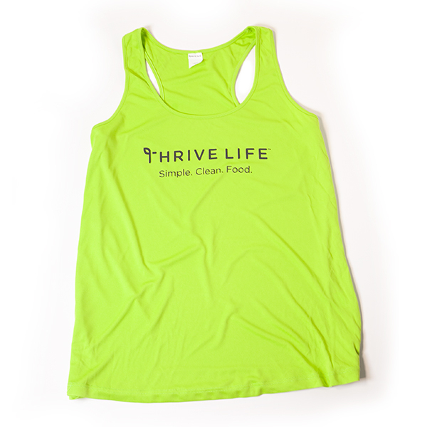 Womens Workout Tank - Green