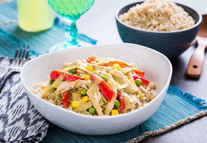 Savory Green Curry (Clearance)