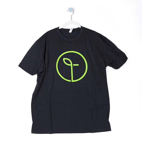 Men's Monogram T-Shirt - Black