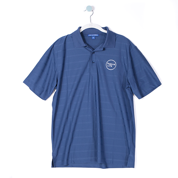 Mens Polo - Navy