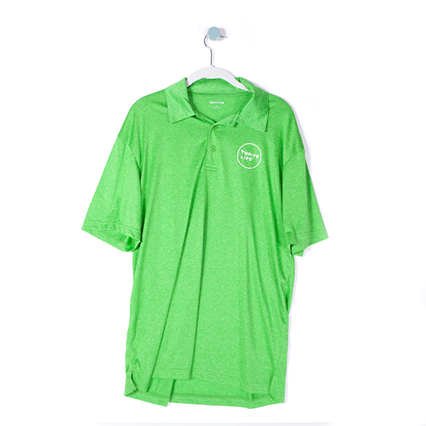 Mens Polo - Green