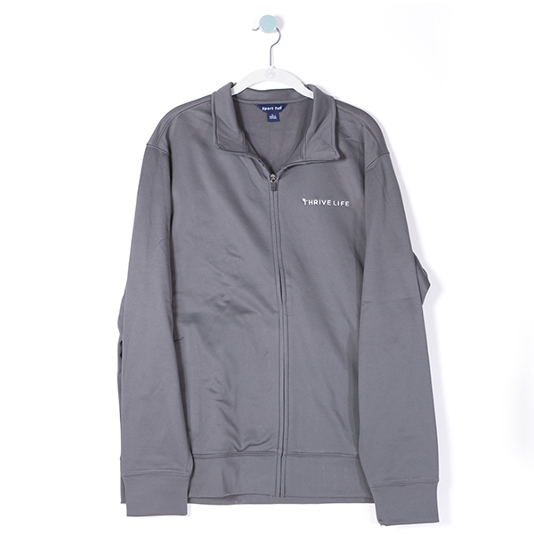 Men's Jacket - Grey