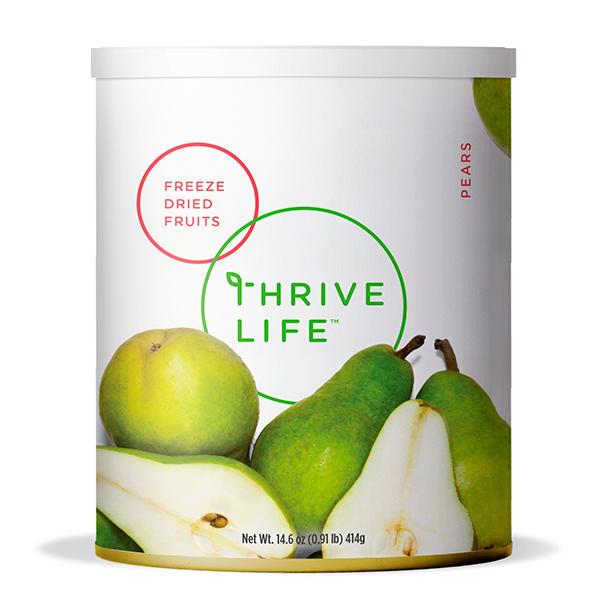 Pears - Freeze Dried