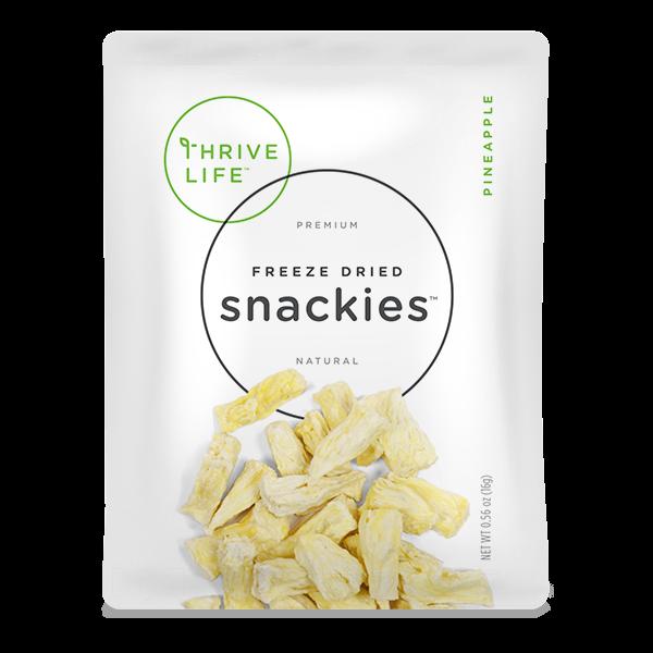 Pineapple Snackies Singles