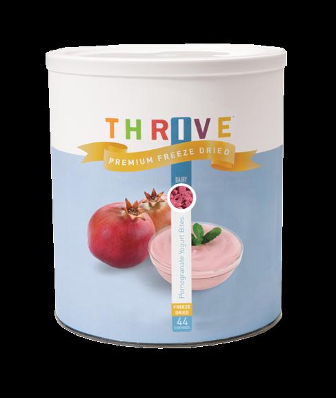 Pomegranate Yogurt Bites - #10 Can (Clearance)