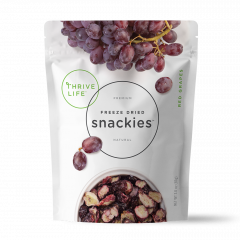 Red Grapes - Snackies Pouch