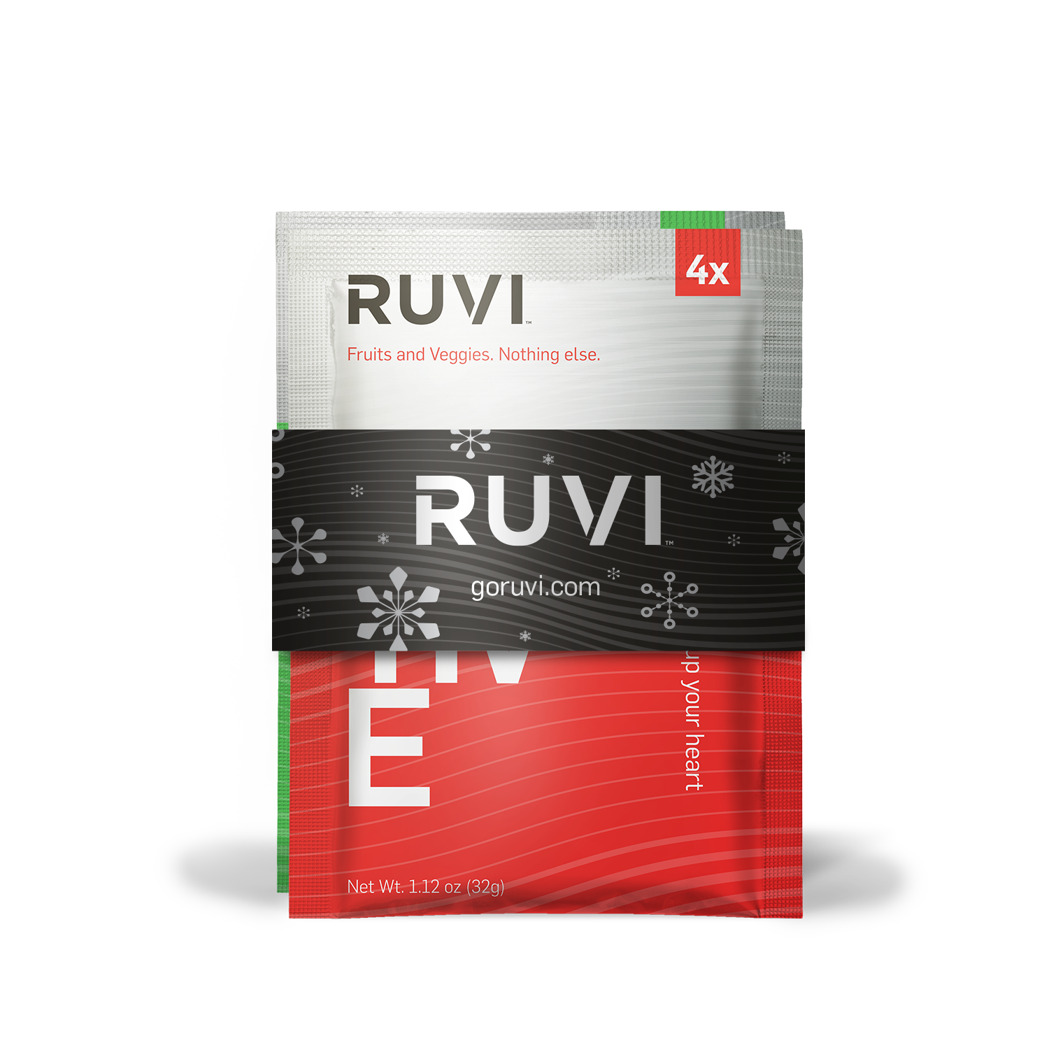 Ruvi Holiday 2-Pack (Clean & Active)