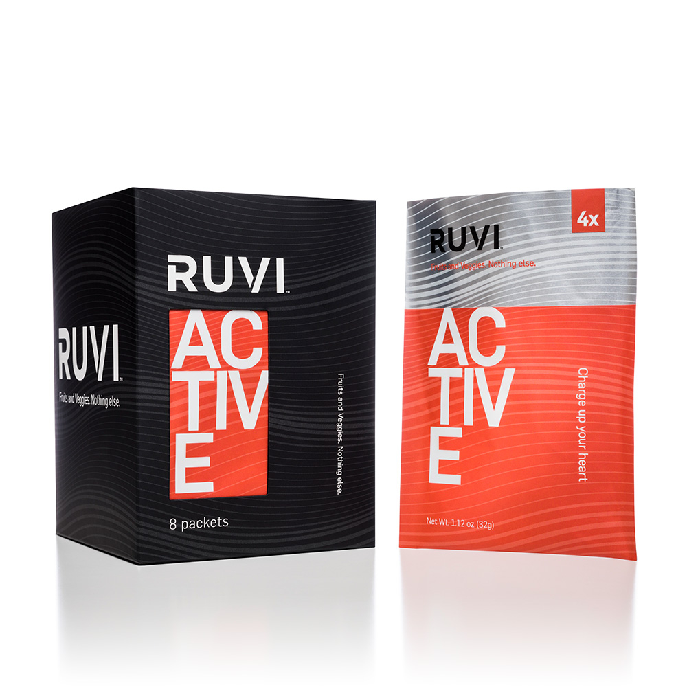 Ruvi Active 8 Pack