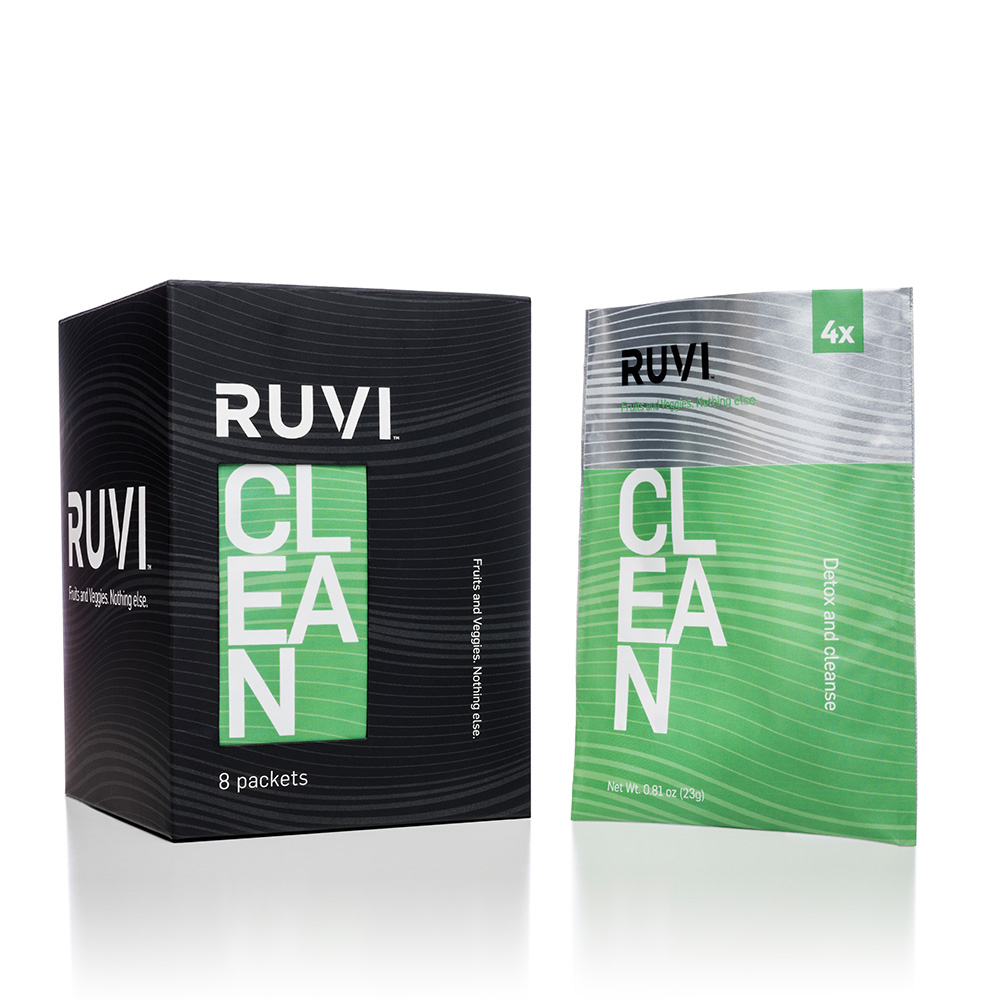 Ruvi Clean 8 Pack