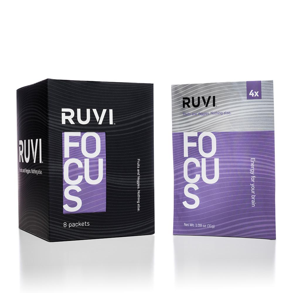 Ruvi Focus 8 Pack