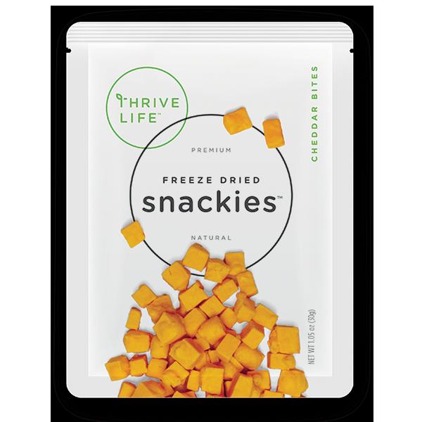 Cheddar Bites - Snackies Singles 8-Pack