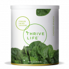 Chopped Spinach - Freeze Dried