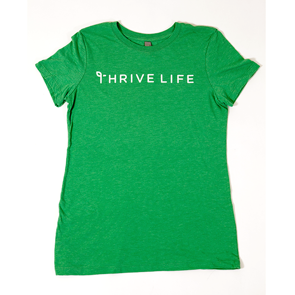 Womens T-Shirt - Envy Green