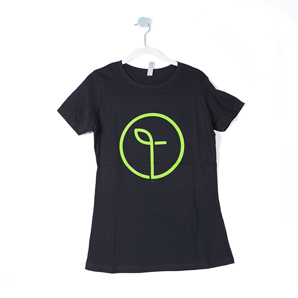 Womens T-Shirt - Black