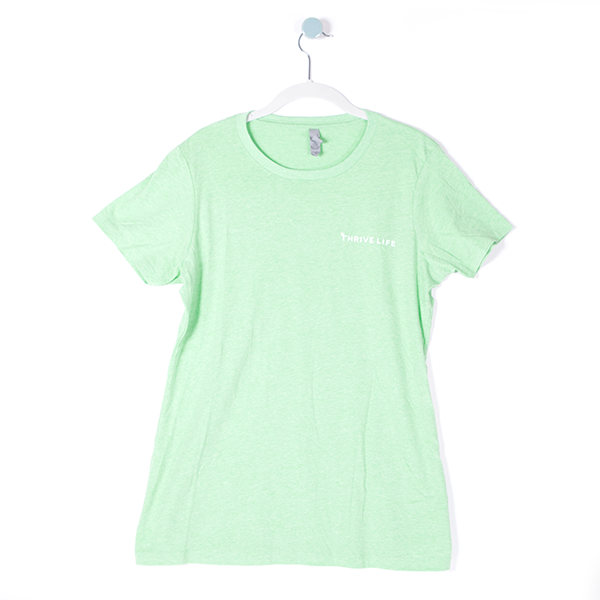 Womens T-Shirt - Apple Green