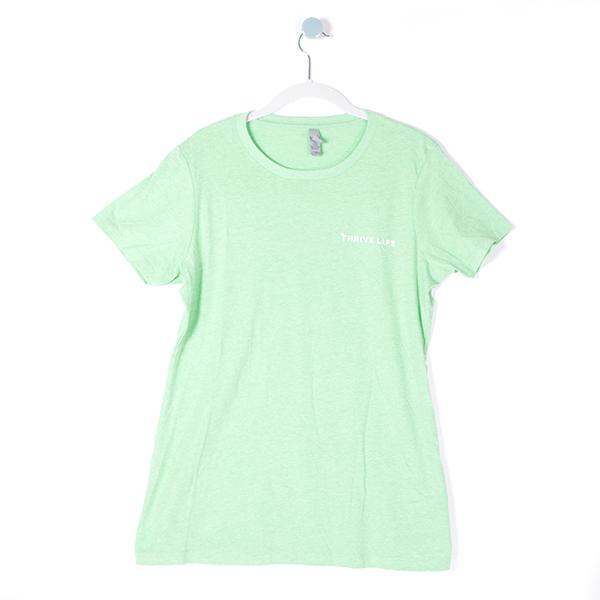 Women's T-Shirt - Apple Green