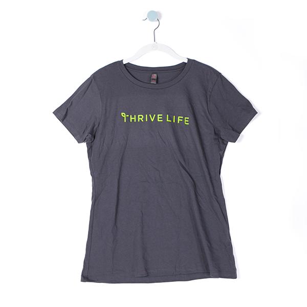 Womens T-Shirt - Grey