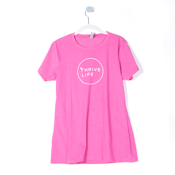 Womens T-Shirt - Raspberry