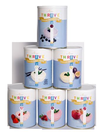 Yogurt Pantry Can 6-Pack - Freeze Dried