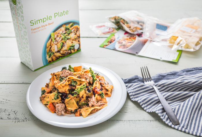 SimplePlateMeal & Thrive Life: Get dinner delivered to your door