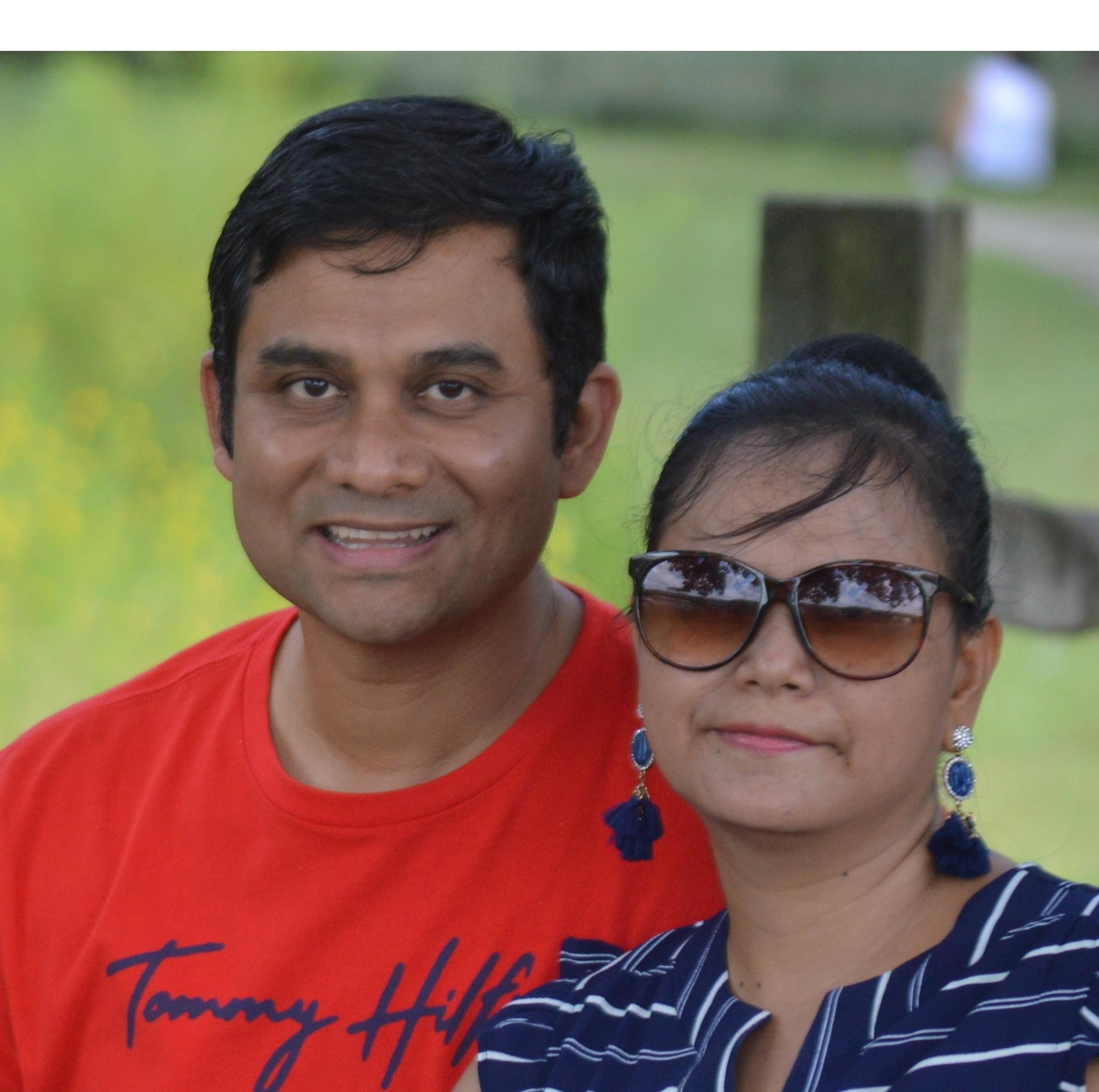 Amit & Rachel Sharan