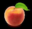 On the go Peach