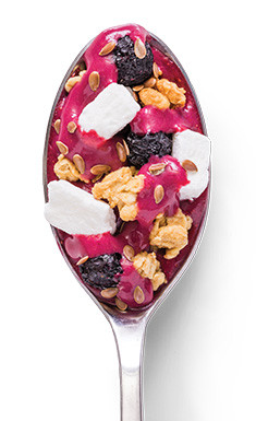 Spoon full of Berry Blast